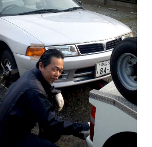 QQ廃車サービス代表 齋藤 明
